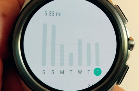 Google Fit App Wants to Help You Get in Shape