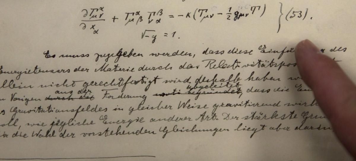 Just what are Einstein's Gravitational Waves?