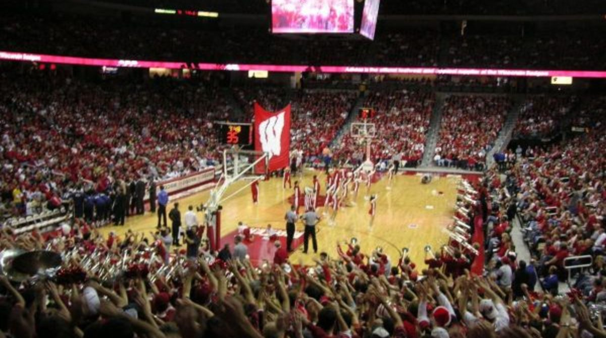 Florida and Wisconsin finally give NCAA tournament its signature moments