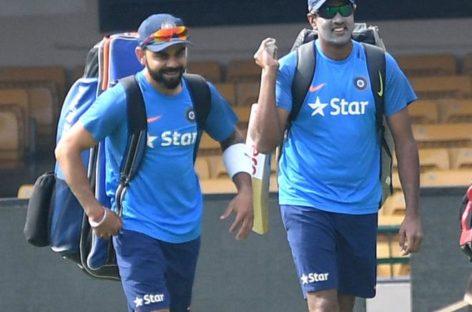 Will play fourth Test if 100 percent fit: Kohli