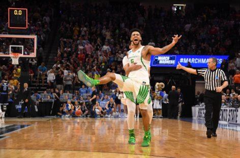Three freshman starters help OR women's basketball team to Sweet 16