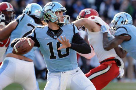 NFL draft: Browns still searching for franchise quarterback