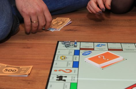 Monopoly Shuffle Their Deck and Replace Three Old Tokens with Three New Ones