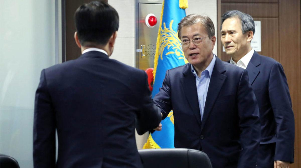 Trump willing to use engagement on North Korea crisis – South Korea envoy