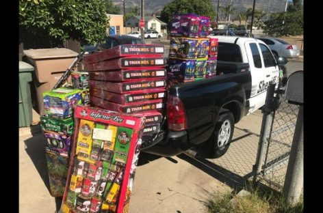 City of Murray Reminding About Fireworks Safety