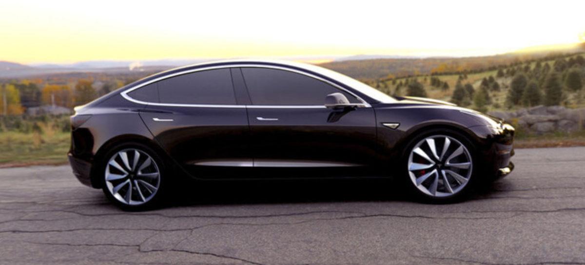 Tesla Model 3 starts the journey to disrupt global EV market
