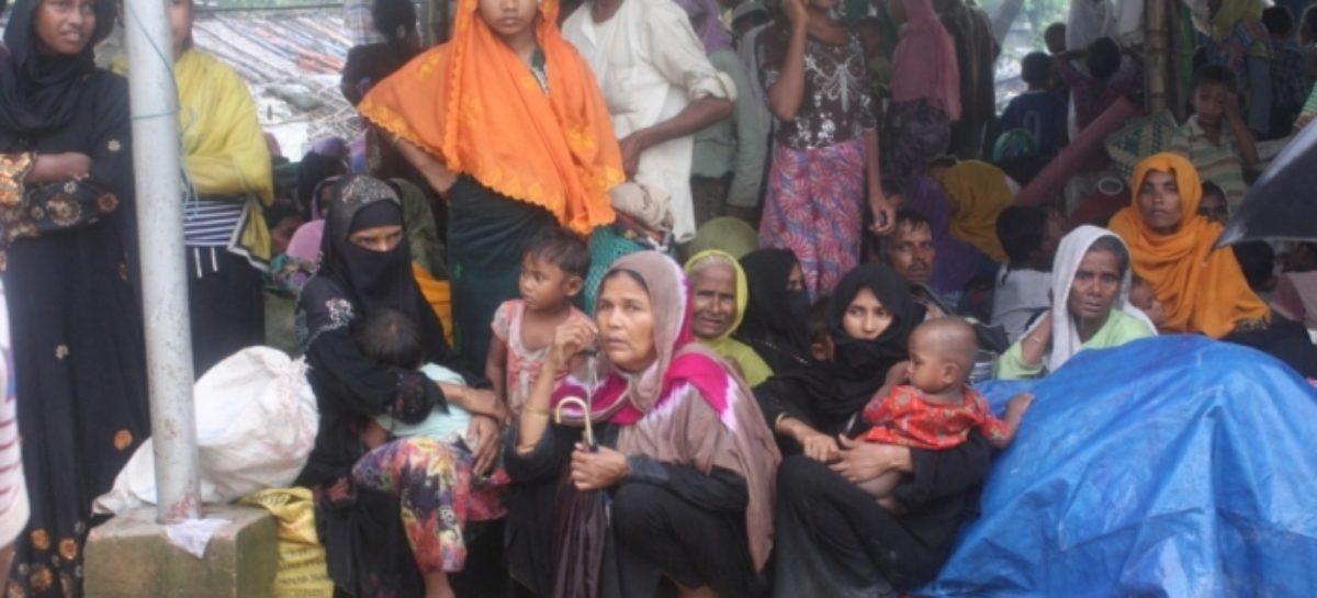Australia pledges $5 million to Rohingya