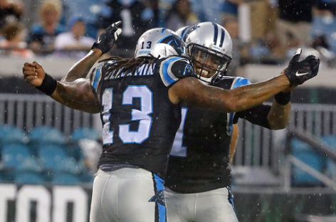 Graham Gano's three field goals lift Carolina Panthers over Buffalo Bills
