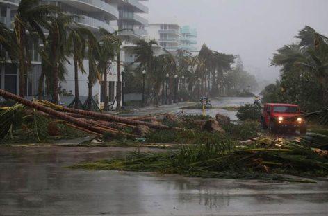 Hurricane Irma's massive flooding and destruction in 25 photos
