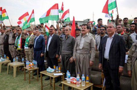 Iraqi Kurds should call off referendum, says Erdogan