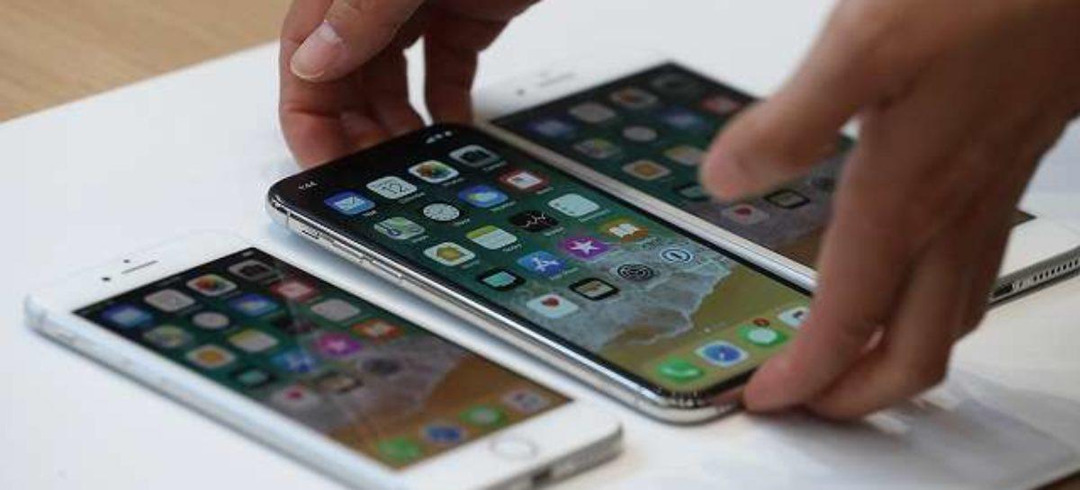Singtel, M1, StarHub launch website for iPhone 8, iPhone X smartphones
