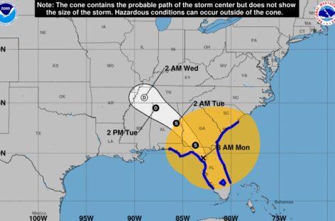 Hurricane Irma: Florida Keys facing potential 'humanitarian crisis'