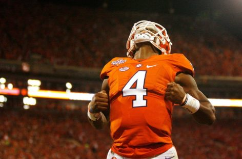 Tennessee Over Florida, Clemson over Louisville Among Top 25 Predictions