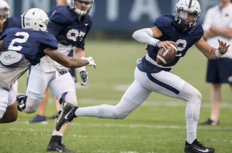 Penn State Beats Iowa on Final Play Behind Saquon Barkley's Huge Performance