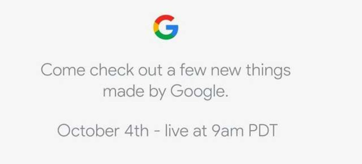 Liveblog: Google Pixel 2 (and more) launch event