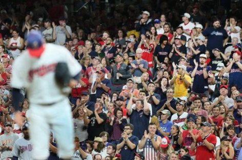 Indians, Astros Claim ALDS Game 1 Wins