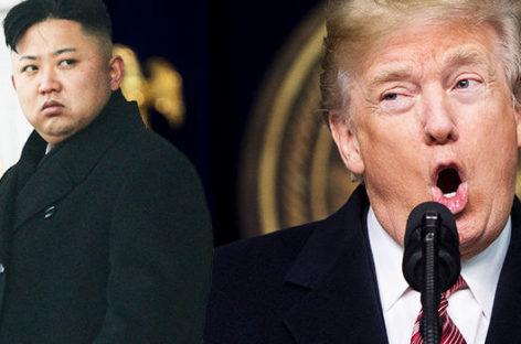 North Korea Mocks Trump's Nuclear Button Tweet