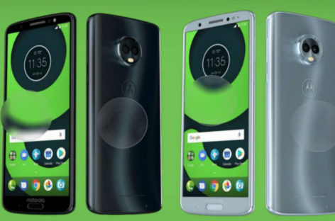 Motorola's next flagship will adopt an iPhone X-style notch