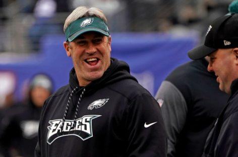 NFC Championship: Underdog status suits Eagles