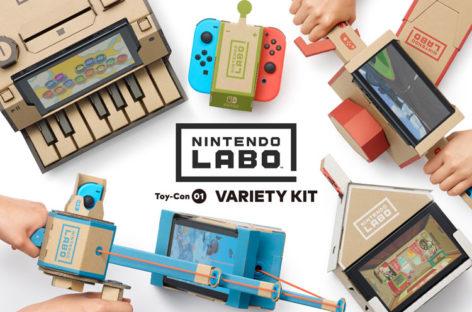Nintendo Announces New Switch Accessory Nintendo Labo
