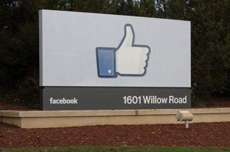 Facebook is testing a 'downvote' button