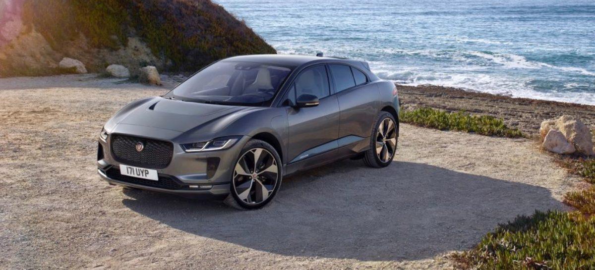 Geneva: 2019 Jaguar I-Pace