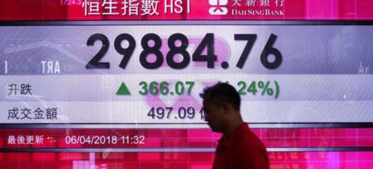 China trade: Xi warns against 'Cold War mentality'