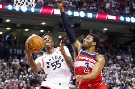 Washington Wizards vs. Toronto Raptors – 4/27/18 NBA Pick, Odds, and Prediction