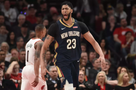 Pelicans paste Blazers for 3-0 lead