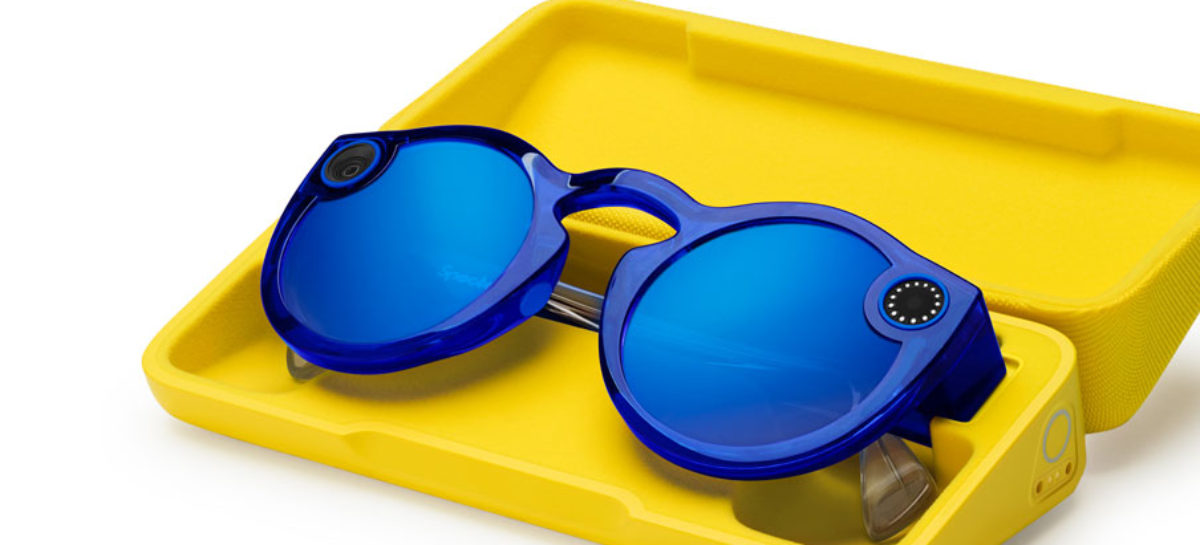 Snapchat unveils Spectacles 2.0, but it won't be coming to India