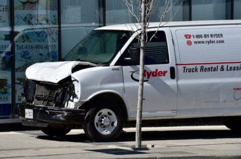 The Toronto van suspect apparently lauded an American mass killer