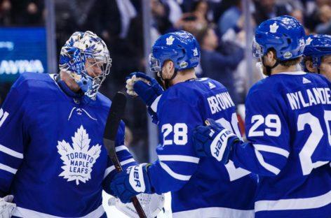 Toronto Maple Leafs vs. Boston Bruins 4/25/18, Prediction & Odds