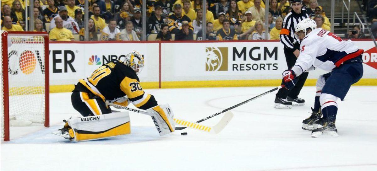 Washington Capitals vs. Pittsburgh Penguins – 5/5/18 NHL Pick, Odds, and Prediction