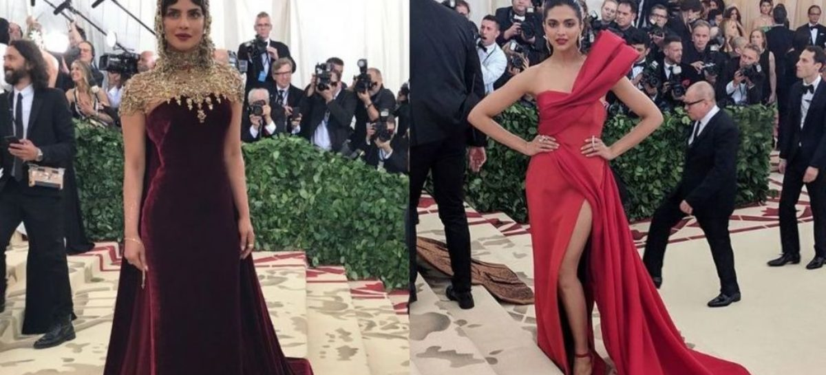 Deepika Padukone made this person Deewana at the Met Gala red carpet!