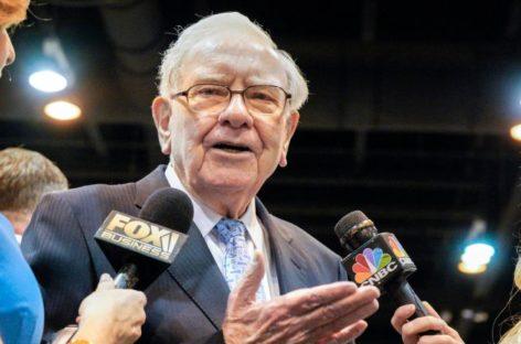Warren Buffett needs to be educated on #cryptocurrencies; #WarrenBuffett