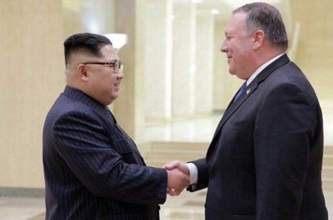 South Korean, US officials plot path to Trump-Kim nuclear summit
