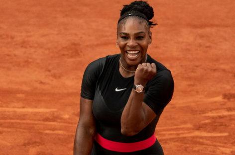 Maria Sharapova's French Open comeback snuffed out by clinical Garbine Muguruza