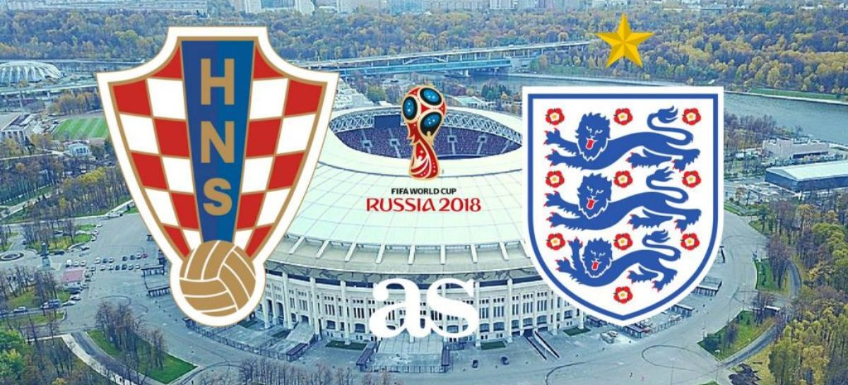 A guide to watching England's World Cup semi-final against Croatia
