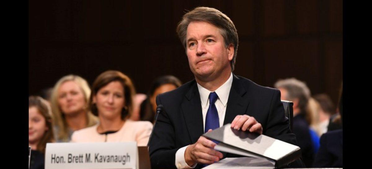 Trump wavers on Supreme Court nominee Kavanaugh